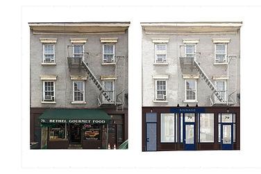 Landmark Renovation, West Village Renovtion, Historic Renovation