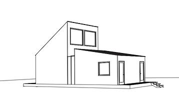 House Design, Cabin Design, Affordable Housing