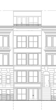 Brownstone Renovation, Residential Design