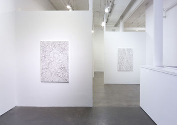 GwangsooPark, Gallery Renvaton, Chelsey Art Gallery, Gallery Design, Curation Design