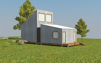 Small House Design, Cabin Design, Small Hose, Affordable Houses, Artist Hose