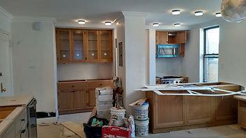 Kitchen Renovation, interior design