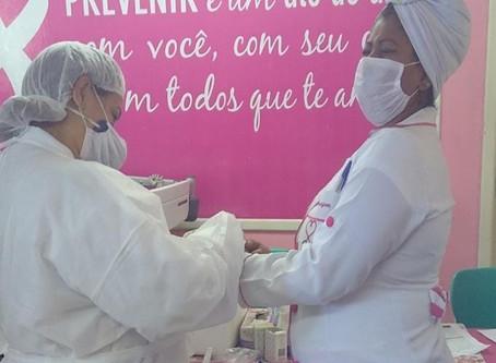 Saúde atende solicitação do Sindspef e realiza testagem rápida de coronavírus em servidores
