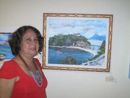 Olizete Tupini homenageada