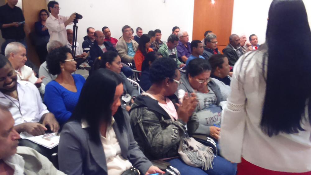 Servidores acertaram proposta de Projeto de Lei em Assembleia