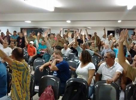 Guarda Municipal decide entrar em greve a partir de segunda, 11