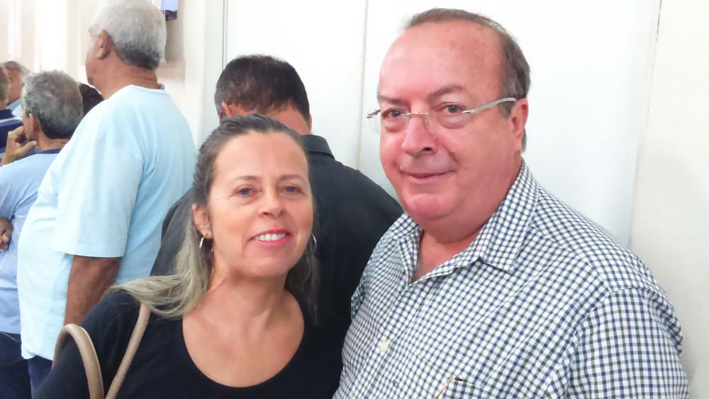Dr. Abel Martinez foi uma grande força a presidente Rosangela Coelho
