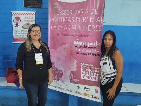 Sindspef participa da 8ª Conferência de Políticas para as Mulheres