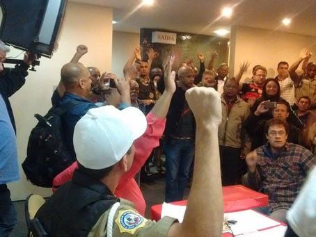 Guarda Municipal: Se prefeito não cumpre nem o que assina, é Greve!
