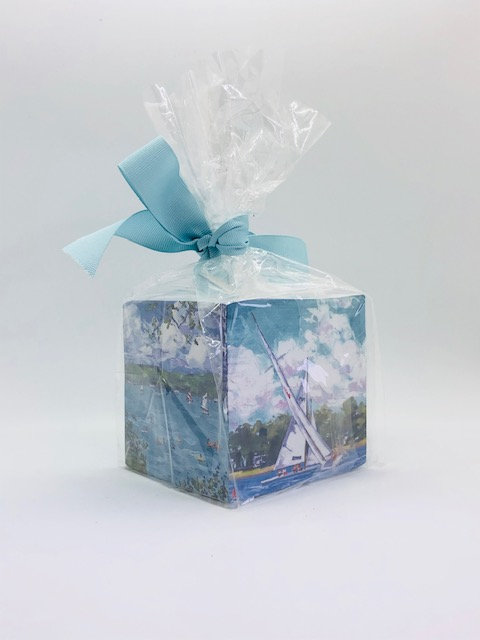 Hramiec Hoffman Note Cube