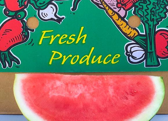 Farm Fresh Watermelon 1/4