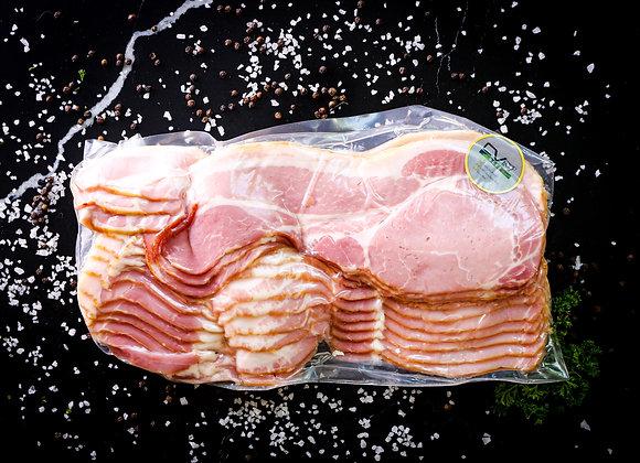 Pork Rindless Bacon p/kg
