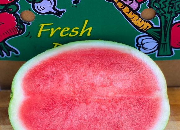Farm Fresh Watermelon 1/2