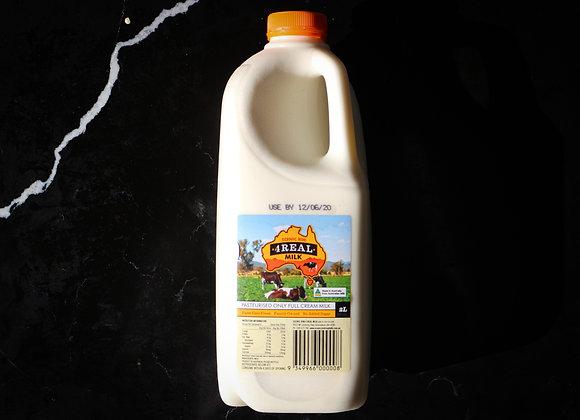 2L Lactose Free Pasteurised Milk