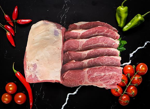 Roast Beef + Steak Pack