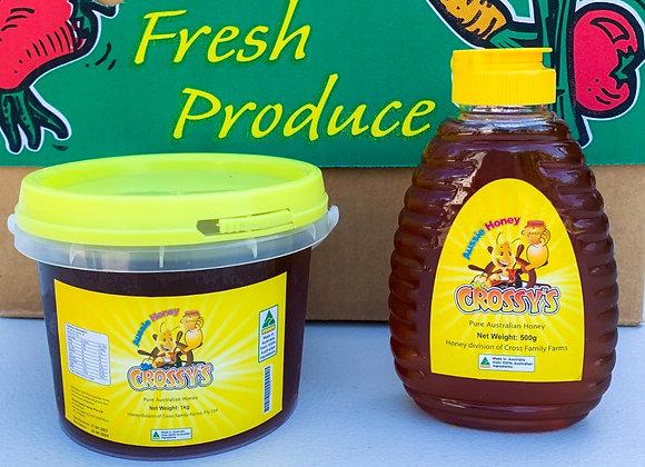 Australian All Natural Honey 500g