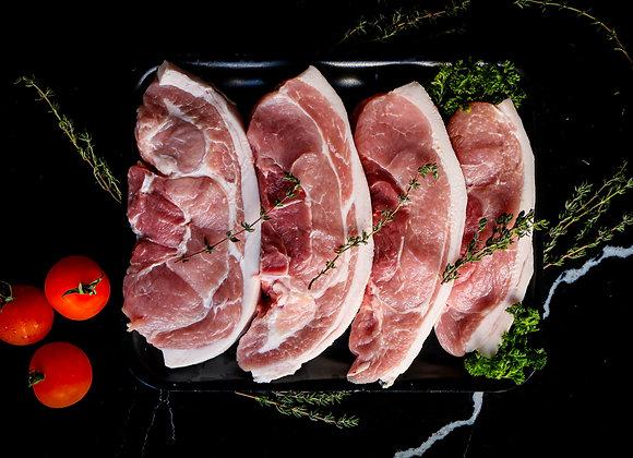 Pork Rump Steaks p/kg