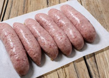 Thick Pork Sausages p/kg
