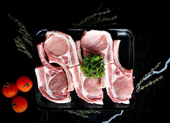 Pork Cutlets p/kg