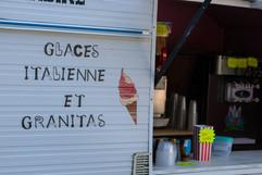 Stand de helados - Puertas Abiertas 2019