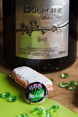 Cuvée Champgne Bourcier