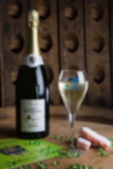 Cuvée Léon Champagne Bourcier