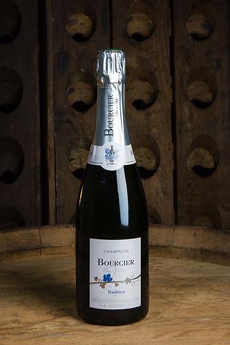 Cuvée Tradition Champagne Bourcier