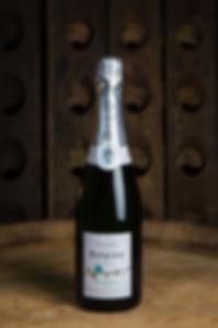 Cuvée Blanc de blancs champagne bourcier