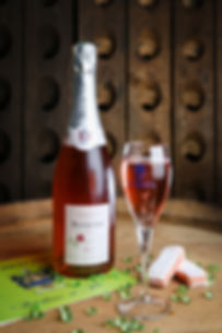 Rosé Champagne Bourcier