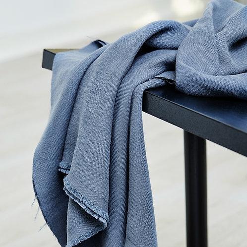 Mara Linen Dusty Blue