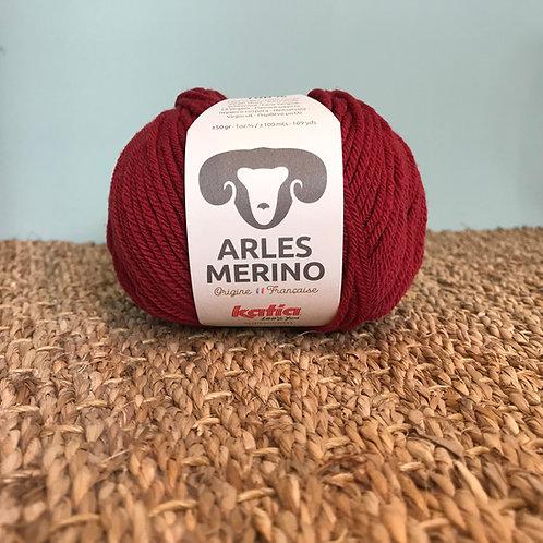 Arles Merino Rouge foncé