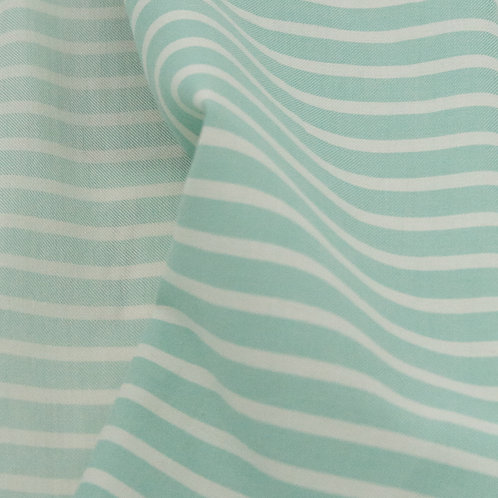 Chambray Menthe