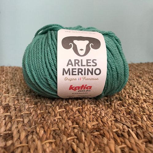 Arles Merino Vert Lagon