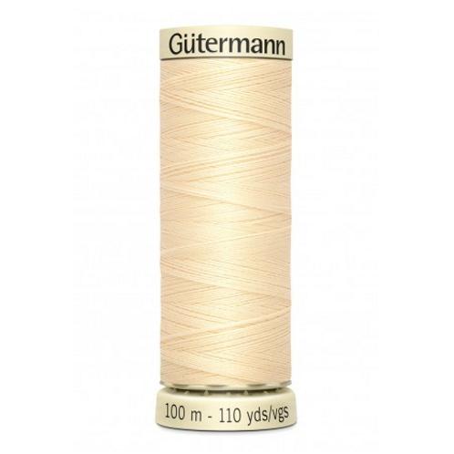 Fil Gutermann n°610 100m