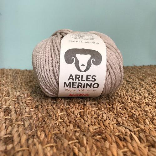 Arles Merino Gris Perle