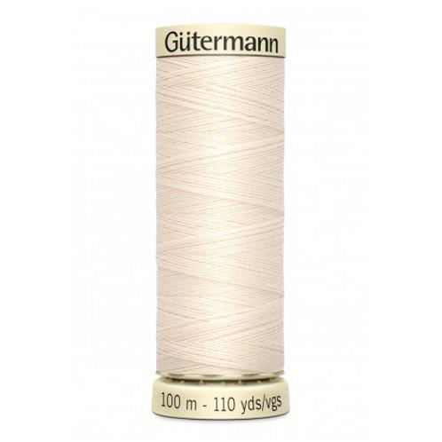 Fil Gutermann n°802 100m