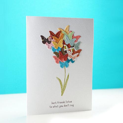 friend greeting card