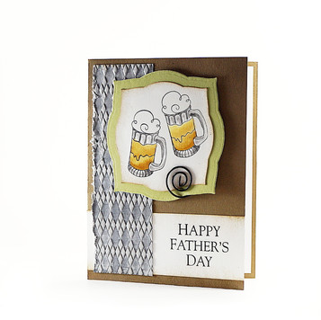 Fathers Day Beers Card