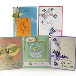 Greeting Card Set Gift 5 Occasion Pack