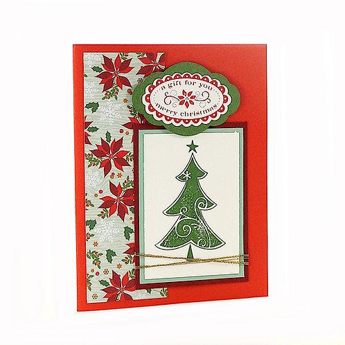 Homemade christmas card