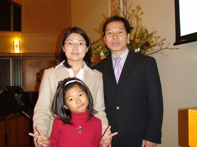 한택주 선교사 (일본 고베)