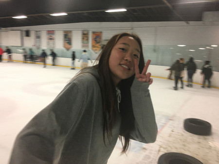 Ice Skating with KCNLA