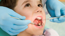 How can I best care for my child's teeth?