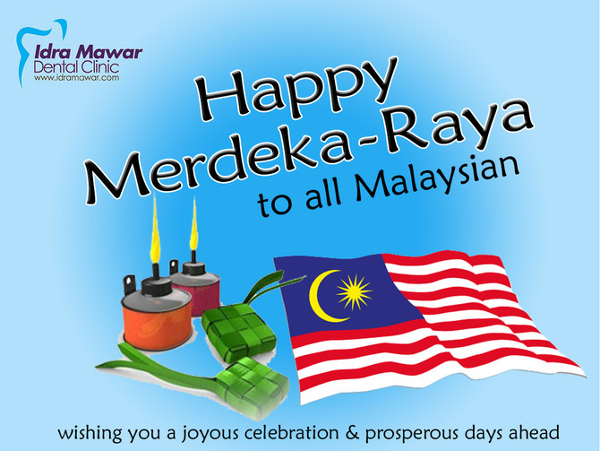 Happy Merdeka-Raya to all!!