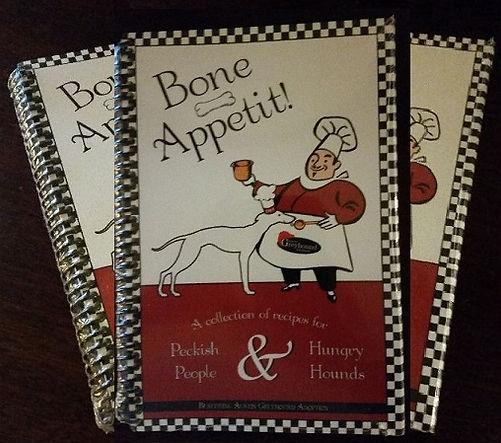 """Bone Appetit!"" - The AGA Cookbook"