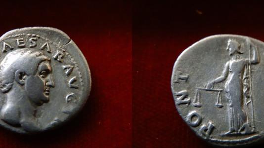 Otho AR Denarius 69 CE