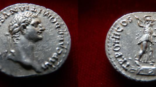 Domitian 83 CE
