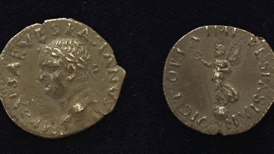 Vespasian AR Denarius