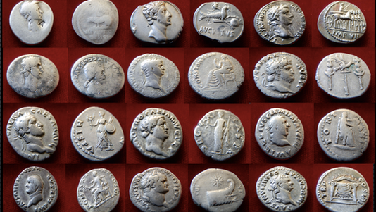 Who were the 12 Caesars?