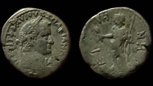 Vespasian Alexandrian Tetradrachm